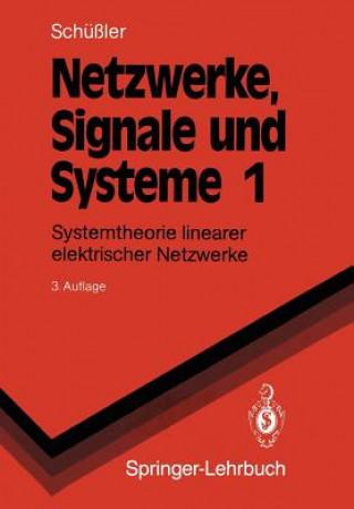 Systemtheorie linearer elektrischer Netzwerke