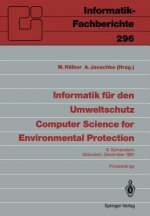 Informatik für den Umweltschutz / Computer Science for Environmental Protection