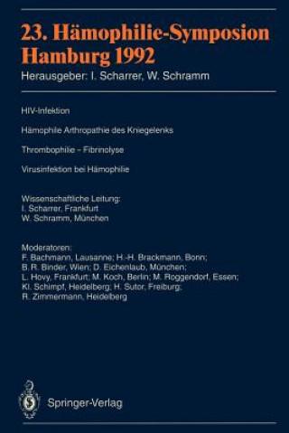 23. Hamophilie-Symposion