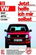 VW Golf II (ab Aug. 1983), VW Jetta II (ab Febr. 1983), 1.3 Liter