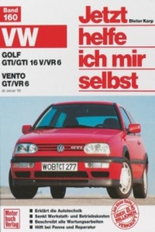 VW Golf GTI, GTI 16V, VR6, VW Vento GT, VR6 (ab Januar '92)