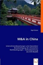 M&A in China