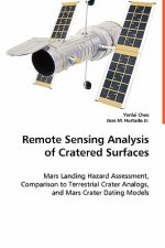 Remote Sensing Analysis of Cratered Surfaces