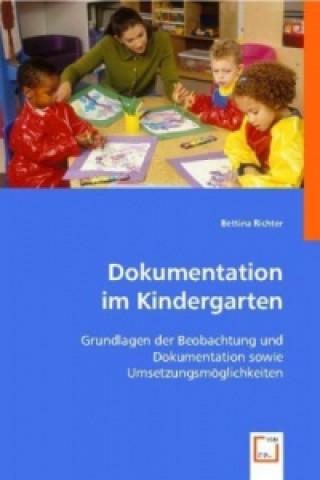 Dokumentation im Kindergarten