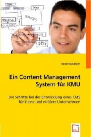 Ein Content Management System für KMU