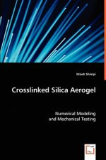 Crosslinked Silica Aerogel