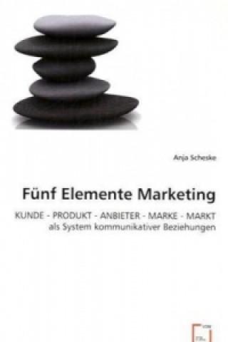 Fünf Elemente Marketing