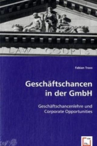Geschäftschancen in der GmbH