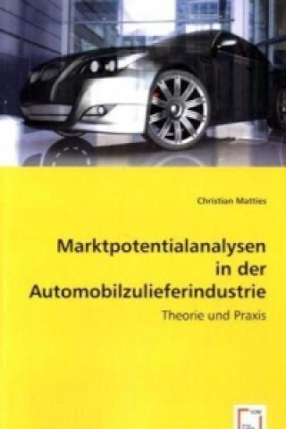 Marktpotentialanalysen in der Automobilzulieferindustrie