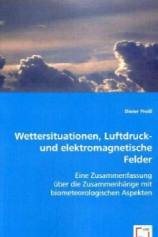 Wettersituationen, Luftdruck- und elektromagnetische Felder