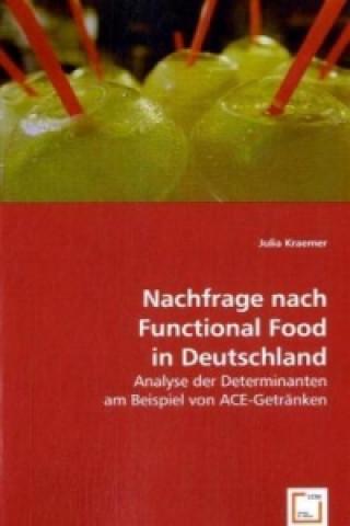 Nachfrage nach Functional Food in Deutschland