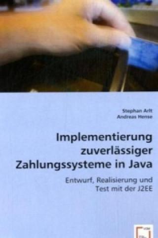 Implementierung zuverlässiger Zahlungssysteme in Java