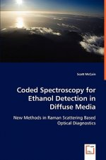Coded Spectroscopy for Ethanol Detection in Diffuse Media