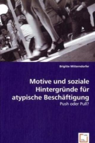 Motive und soziale Hintergründe für atypische Beschäftigung