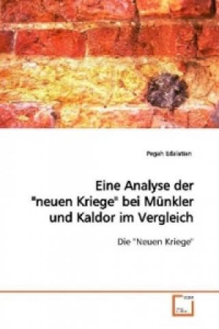 Eine Analyse der neuen Kriege bei Münkler  und Kaldor im Vergleich.