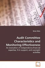 Audit Committee Characteristics and Monitoring  Effectiveness