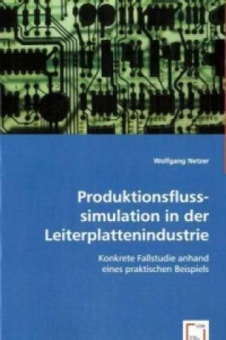 Produktionsflusssimulation in der Leiterplattenindustrie