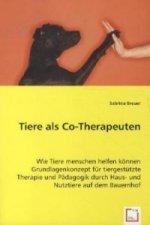 Tiere als Co-Therapeuten