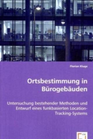 Ortsbestimmung in Bürogebäuden