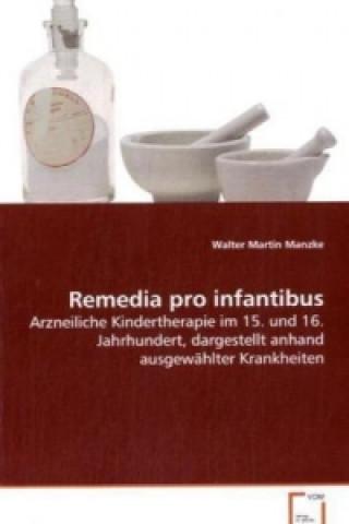 Remedia pro infantibus
