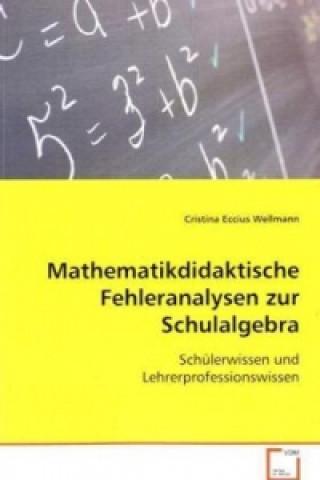 Mathematikdidaktische Fehleranalysen zur Schulalgebra