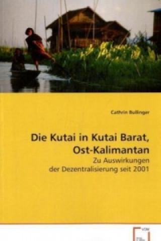 Die Kutai in Kutai Barat, Ost-Kalimantan