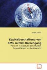 Kapitalbeschaffung von KMU mittels Börsengang