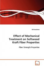 Effect of Mechanical Treatment on Softwood Kraft Fiber Properties