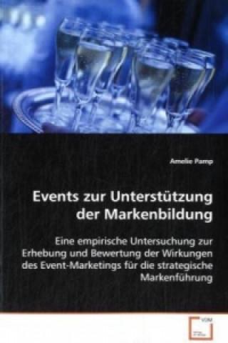 Events zur Unterstützung der Markenbildung