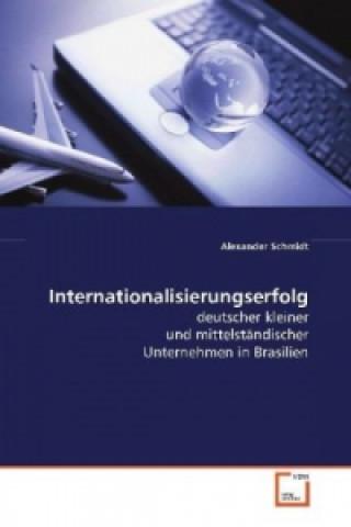Internationalisierungserfolg deutscher kleiner und mittelständischer Unternehmen in Brasilien