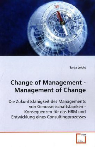 Change of Management - Management of Change