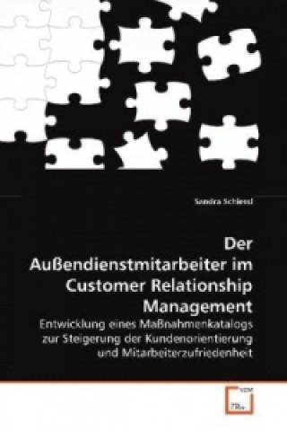 Der Außendienstmitarbeiter im Customer Relationship Management