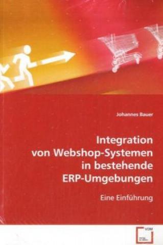 Integration von Webshop-Systemen in bestehende ERP-Umgebungen