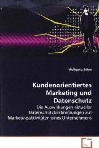 Kundenorientiertes Marketing und Datenschutz