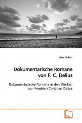 Dokumentarische Romane von F. C. Delius