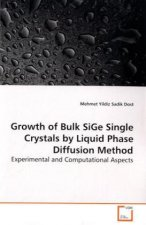 Growth of Bulk SiGe Single Crystals by Liquid Phase  Diffusion Method