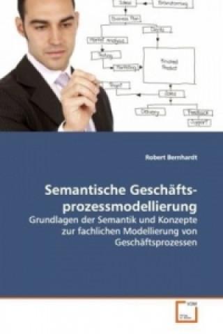 Semantische Geschäfts- prozessmodellierung