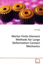 Mortar Finite Element Methods for Large Deformation  Contact Mechanics