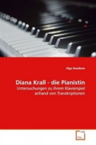 Diana Krall - die Pianistin
