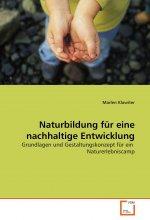 Naturbildung für eine nachhaltige Entwicklung