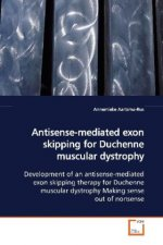 Antisense-mediated exon skipping for Duchenne  muscular dystrophy