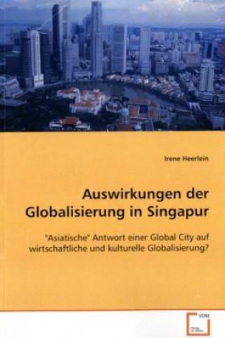 Auswirkungen der Globalisierung in Singapur