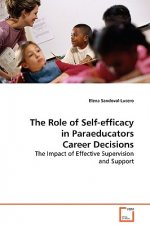 The Role of Self-efficacy in Paraeducators Career  Decisions