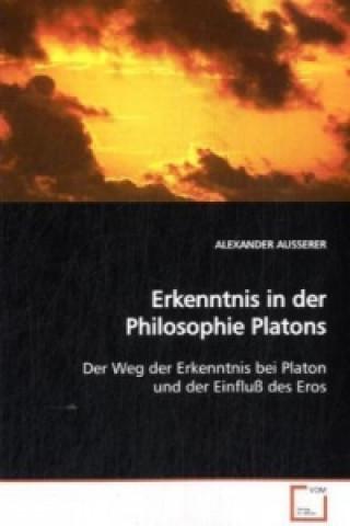Erkenntnis in der Philosophie Platons