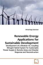 Renewable Energy Applications for Sustainable  Development