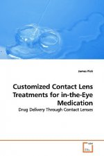 Customized Contact Lens Treatments for in-the-Eye Medication