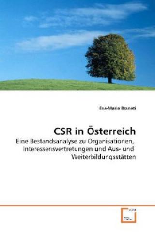 CSR in Österreich