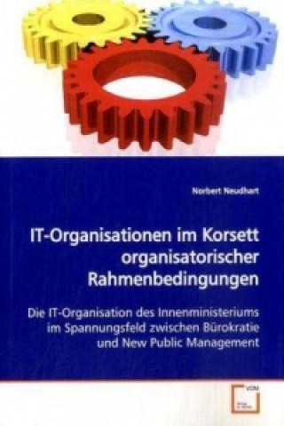 IT-Organisationen im Korsett organisatorischer Rahmenbedingungen