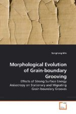 Morphological Evolution of Grain-boundary Grooving