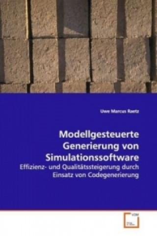 Modellgesteuerte Generierung von Simulationssoftware